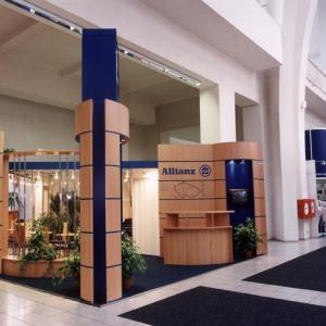 Aver - Expozice - Allianz